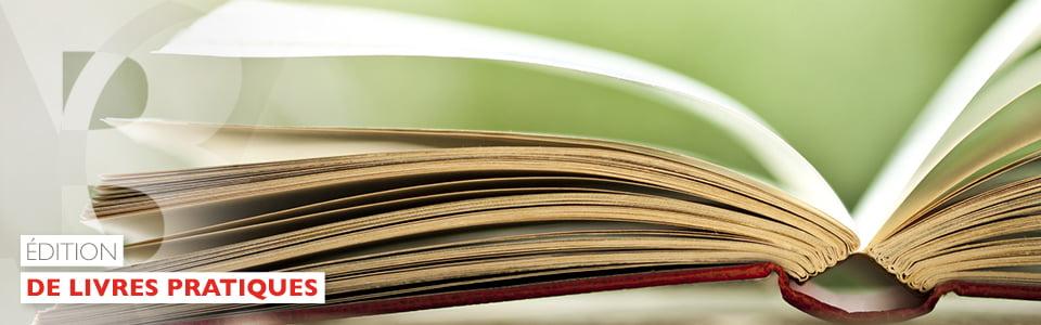 Édition de livres pratiques