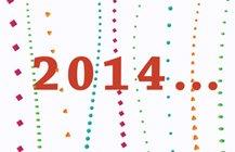 Carte de vœux 2014 A&C
