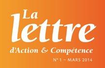 La lettre d'Action et Compétence