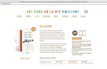 Site internet Les âges de la vie