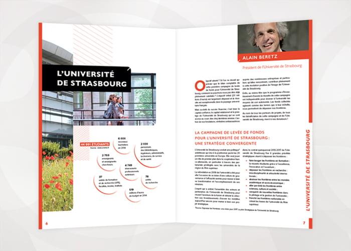 Rapport d'activité Fondation Université Strasbourg baobab 3