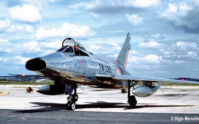 Daniel CORROY, ancien mécanicien équipement, Escadron II/3 Champagne