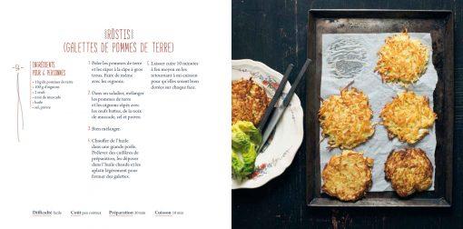 Röstis - Cuisine d'Alsace