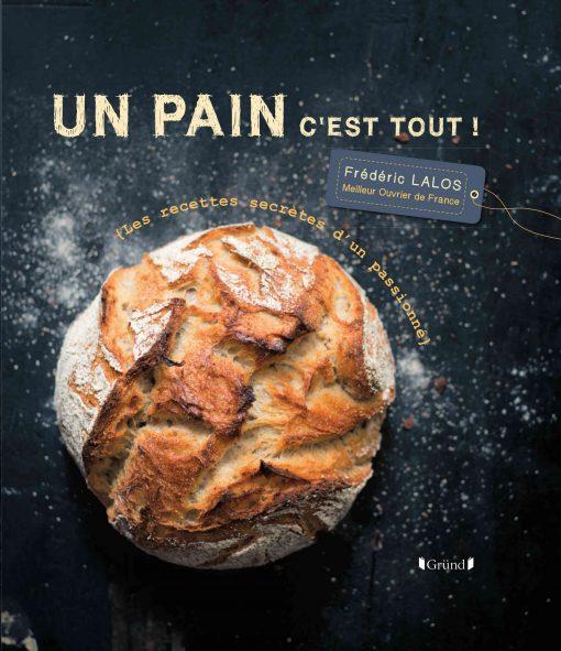 Couverture - Un pain c'est tout !