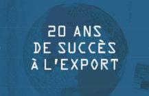 Les 20 ans du Trophée Régional Export par Baobab Conseil