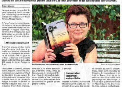 Article de l'Alsace