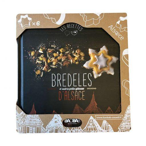 Coffret Bredeles et emporte-pièces