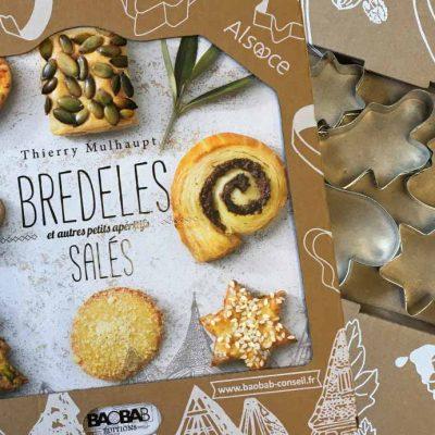 Coffret bredeles sales -Thierry Mulhaupt