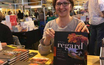 Sandrine Marbach : un auteur Baobab au Festival du Livre de Colmar