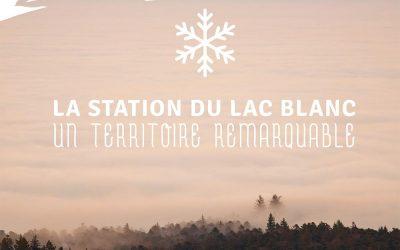 Publication du nouveau guide touristique du Lac Blanc
