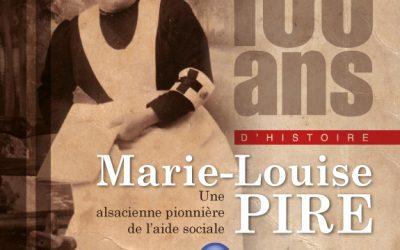 Joyeux centenaire Marie Pire !