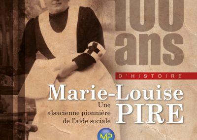 Marie-Louis Pire, une alsacienne pionnière de l'aide sociale