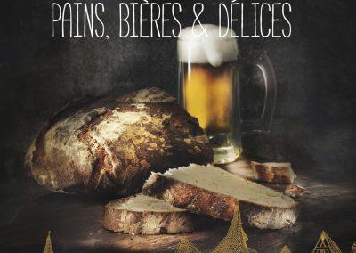 Pains, bières & délices