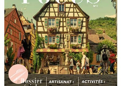 Magazine FOCUS N°1 – spécial été